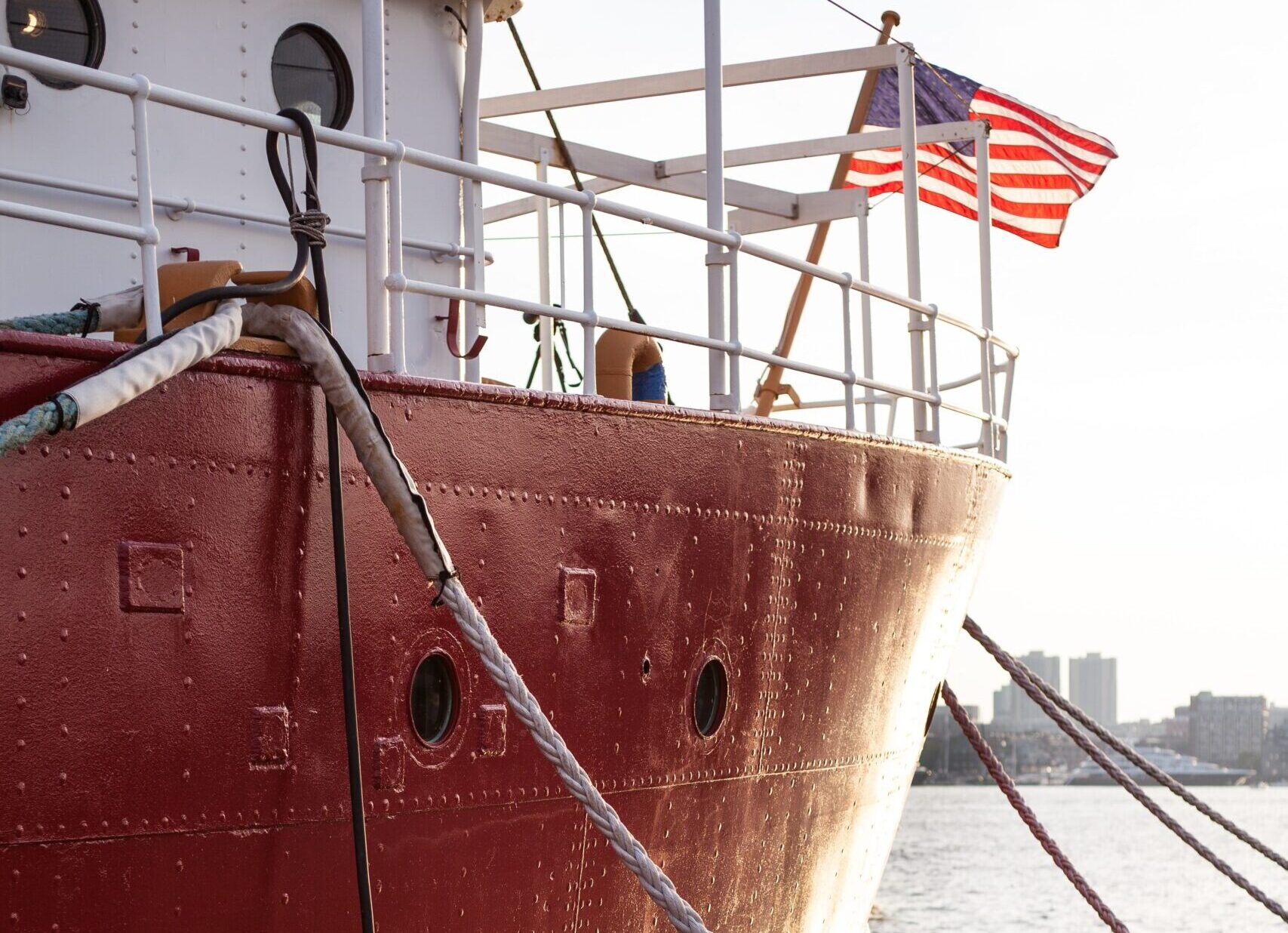 CMS for Passenger Information on ferries in Boston